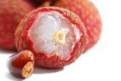 04 свежих серии lychee Стоковое Изображение RF