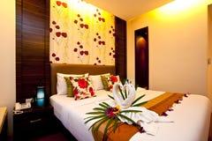 04 серии гостиницы спальни Стоковое Изображение RF