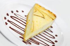 04 серии сыра торта Стоковая Фотография RF