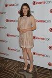 04 12 24 2012 caesars cinemacon Disney wydarzenia granata hotelowych Jennifer las motion nv pałac obrazkom pracownianego Vegas wal Zdjęcia Royalty Free