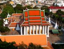 04 arkitektur thailand Arkivfoton
