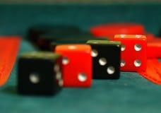 04 backgammon obrazy stock