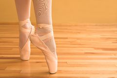 04 balerina Obraz Royalty Free