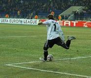 04 Bayer fc Kharkiv Leverkusen metalist Zdjęcie Royalty Free
