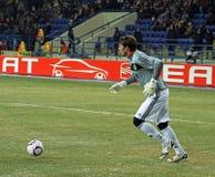 04 Bayer fc Kharkiv Leverkusen metalist Obrazy Royalty Free