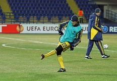 04 Bayer fc Kharkiv Leverkusen metalist Obrazy Stock