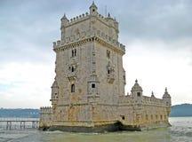 04 belem de torre Arkivbild