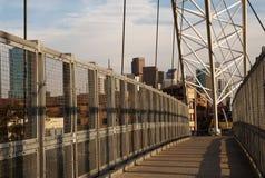 04 bro denver över Royaltyfri Bild