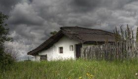 04 dom wiejski Obrazy Royalty Free