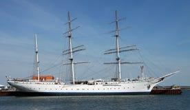 04 fock gorch żeglowania statek Zdjęcie Royalty Free