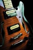 04 gitar rocznik Obrazy Stock