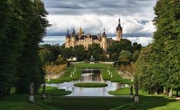 04 grodowy Schwerin Zdjęcie Royalty Free