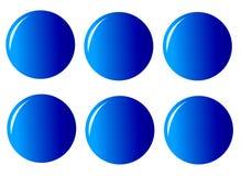 04 ikony Zdjęcia Royalty Free