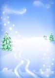 04 ilustracji świąt Zdjęcia Royalty Free