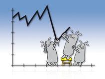 04 kryzys Fotografia Stock