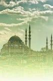 04 meczetowego suleiman Obraz Royalty Free