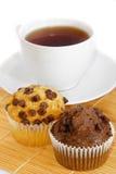 04 muffin σειρές Στοκ Φωτογραφία