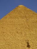 04 pyramides de giza Images libres de droits