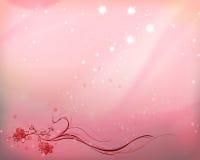 04 romantyczne tło ilustracji