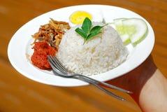 04 séries asiatiques de cuisine Photographie stock libre de droits