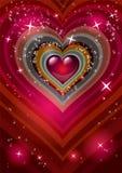 04 serce Obrazy Royalty Free