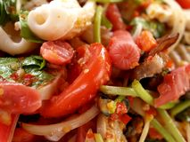 04 tajskie jedzenie Obraz Royalty Free