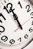 04 zegar Obrazy Stock