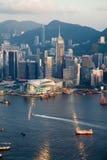 040 Hong Kong Fotografering för Bildbyråer