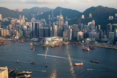 041 Hong Kong Fotografering för Bildbyråer