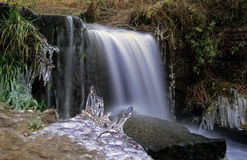 043 wodospadu zdjęcie stock