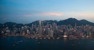 045 kong Hong Zdjęcia Royalty Free