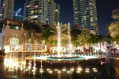 05个团结的阿拉伯迪拜酋长管辖区海滨广场 库存图片