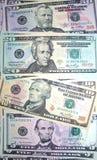 05个票据美元 免版税库存图片
