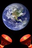 05全球性变暖 免版税库存照片