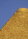 05座吉萨棉金字塔 免版税图库摄影