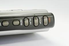 05录音电话机 库存图片