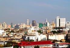 05曼谷俯视图 免版税库存照片
