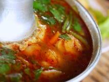 05泰国可口的食物 库存照片