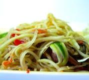 05泰国的食物 免版税库存图片