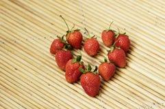 05草莓 免版税图库摄影