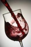 05葡萄酒杯 免版税库存照片