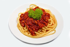 05 серий спагетти Стоковые Фотографии RF