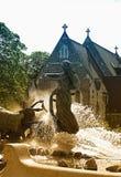 05 церковь copenhagen Стоковые Изображения