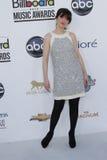 05 12 20 2012 przyjazdów nagród billboardu deschanel uroczysty las mgm muzyki nv Vegas zooey Fotografia Stock
