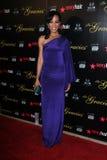 05 12 22 2012 nagród Beverly ca galowego gracie wzgórzy hilton hotelowy Robinson shaun Obrazy Royalty Free
