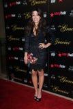 05 12 22 2012 nagród Beverly ca galowy gracie wzgórzy hilton hotelowy Sarah Shahi Obraz Royalty Free