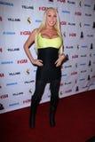 05 12 26 ca carey koloni fgm Hollywood goścący emisyjny wodowanie Mary Roma swimsuit swimwear Obraz Royalty Free