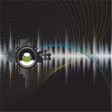 звук 05 Стоковые Изображения RF