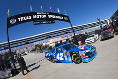 05 500 aaa nascar nov texas Royaltyfria Foton