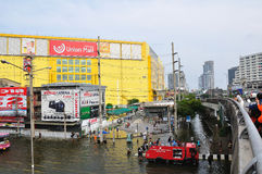 05 bangkok november thailand Royaltyfria Foton